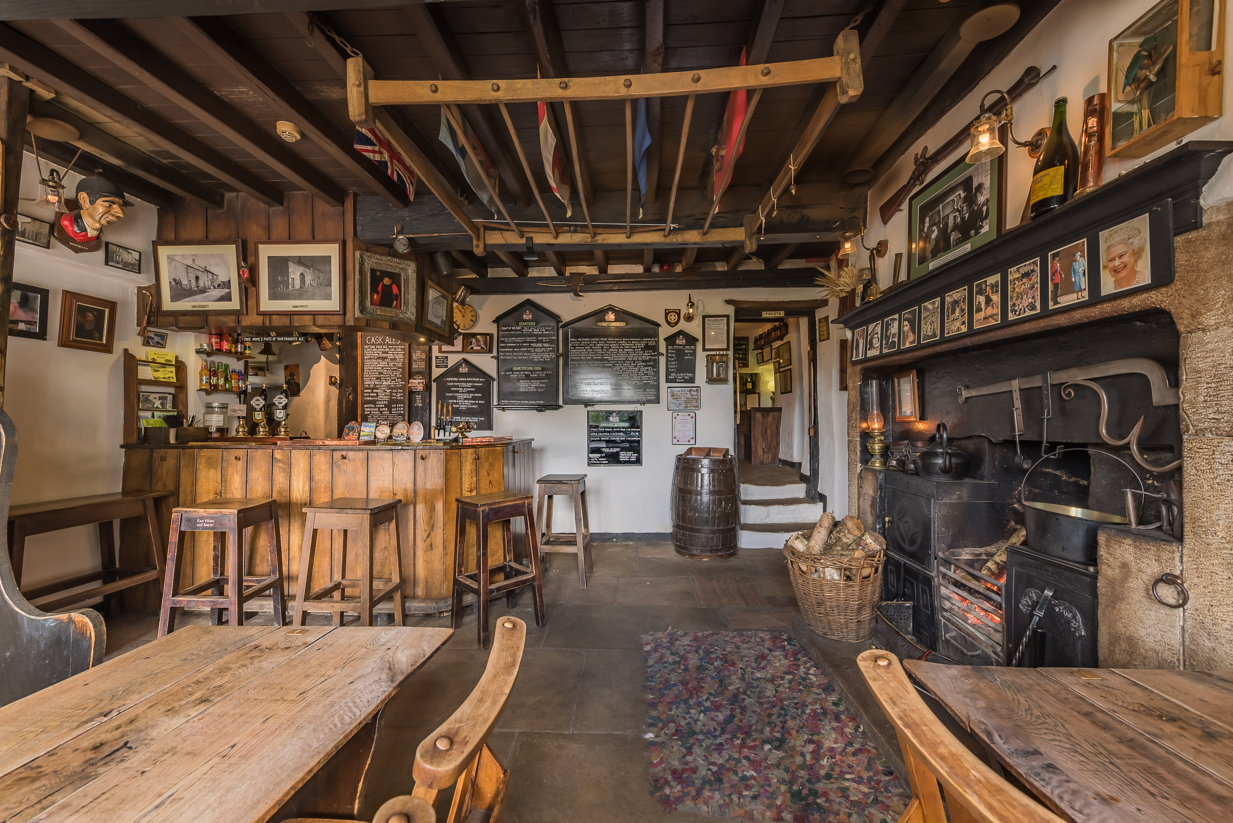 Gallery Of The Craven Arms Appletreewick