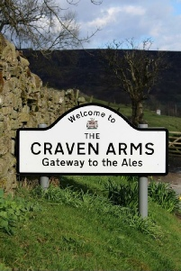 Gateway to the Dales, Ales