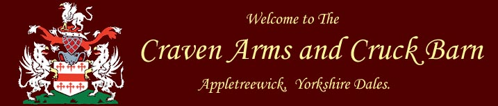 Welcome to the Craven Arms, Appletreewick